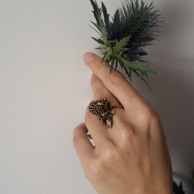 blou thorn ring 3